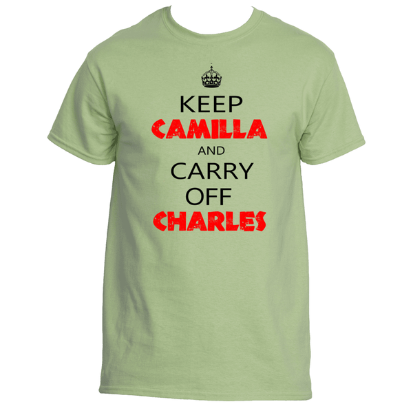 Prince Charles Keep Calm T-Shirt