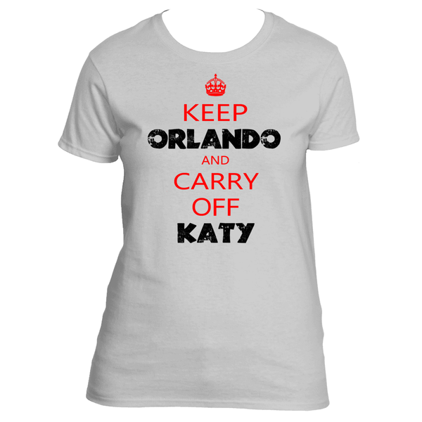 Katy Perry Keep Calm T-Shirt