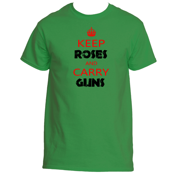Guns n' Roses Keep Calm T-Shirt
