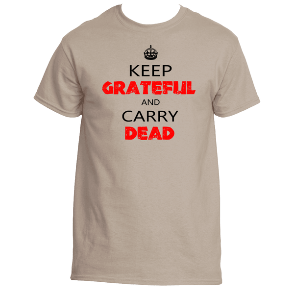 Grateful Dead Keep Calm T-Shirt