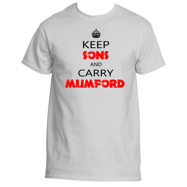 Mumford and Sons Keep Calm T-Shirt