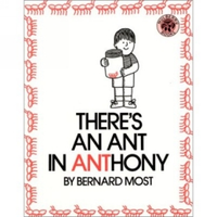 There's an Ant in Anthony