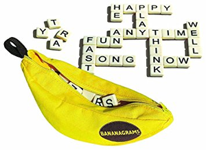 Bananagrams - Anagram Game