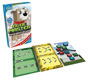 Clue Master - Logical Deduction Game