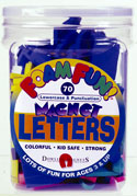 Dowling Foam Letters - Magnetic