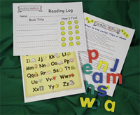 Family Literacy Packet - Kindergarten