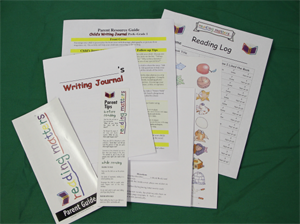 Family Literacy Packet - Grade 1