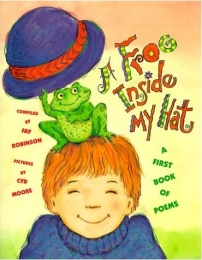 A Frog Inside My Hat - A First Book of Poems