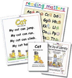 *Joy of Literacy Guided Reading Set*