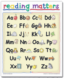 Joy of Literacy Alphabet Sheets