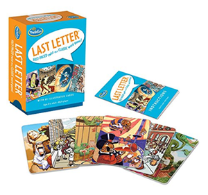 Last Letter Card Game