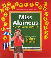 Miss Alaineus - A Vocabulary Disaster