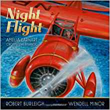 Night Flight - Amelia Earhart Crosses the Atlantic