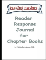 Reader Response Journal for Chapter Books - Set of 25