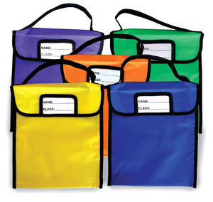 Send-Home Book Bag - Single Bag