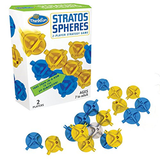 Stratos Spheres 2-Player Strategy Game