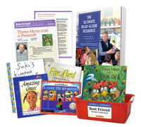 The Ultimate Read-Aloud Resource, Best Friend Fiction Collection, Grade 2