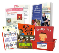 The Ultimate Read Aloud Resource, Best Friend Fiction Collection, Grade 3