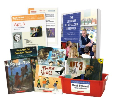 The Ultimate Read Aloud Resource, Best Friend Fiction Collection, Grade 4