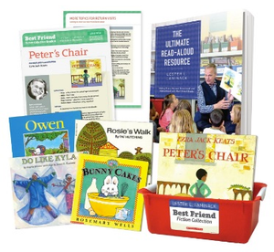 The Ultimate Read Aloud Resource, Best Friend Fiction Collection, Grade K