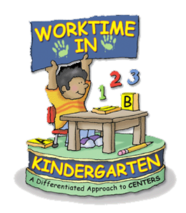 Worktime in Kindergarten