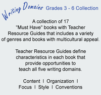 Writing Domains Grades 3 - 6 Collection