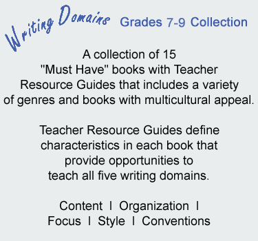 Writing Domains Grades 7 - 9 Collection