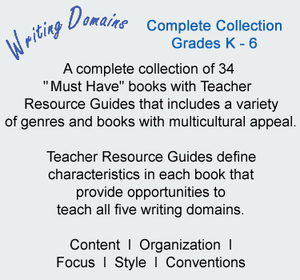 Writing Domains Complete Collection Grades K - 6