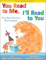 You Read to Me, I'll Read to You (hardcover): Very Short Stories to Read Together