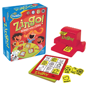 Zingo! Bingo With A Zing