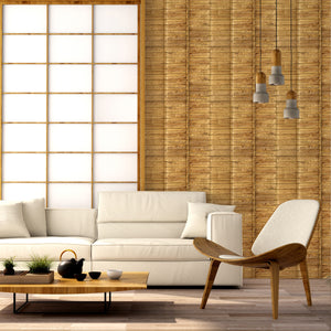 Raffia Stripe Wallpaper