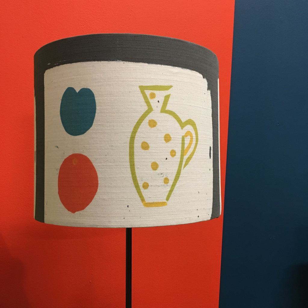 Yellow Jug Lampshade