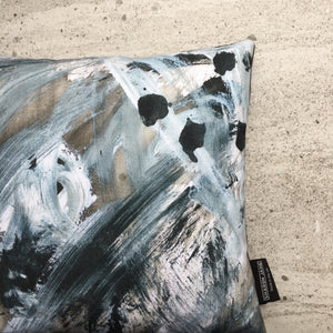 Monochrome abstract Cushions