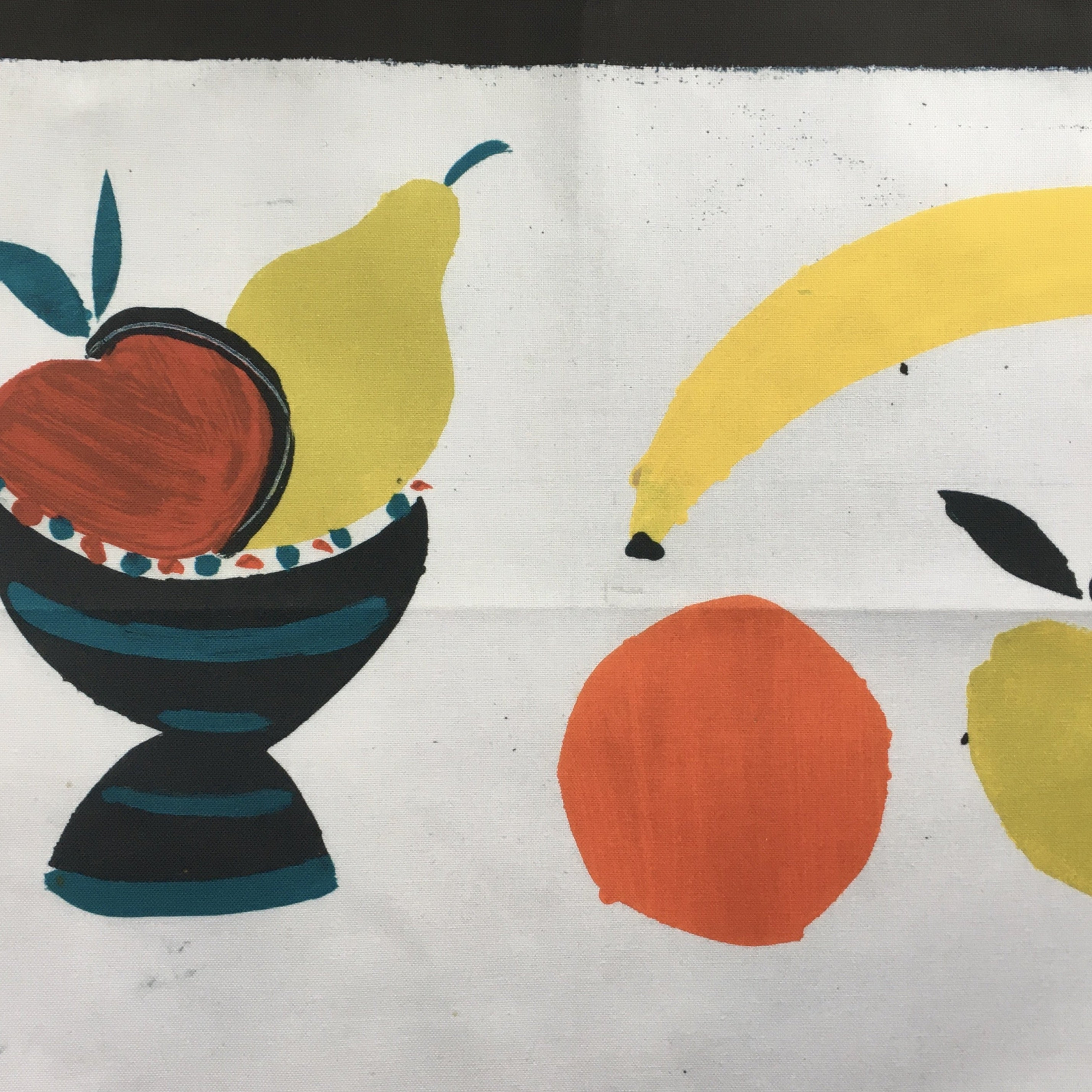 Fruit bowl tea-towel