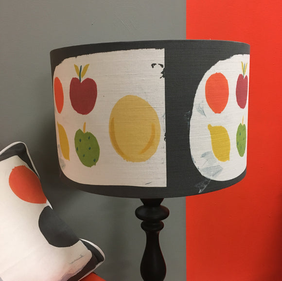 Fruit salad lampshade by STUDIO 26
