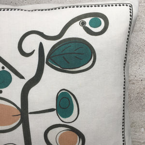 Scandi Sprig Cushion