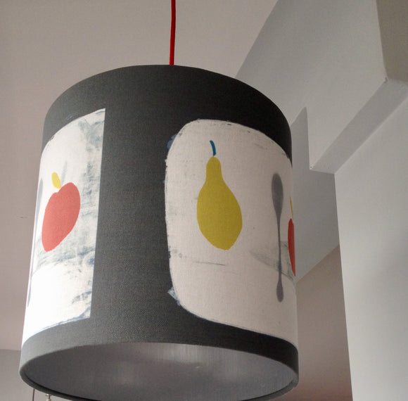 Pear+ Spoon Lampshade by STUDIO 26