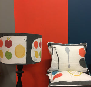 Fruit Salad Lampshade