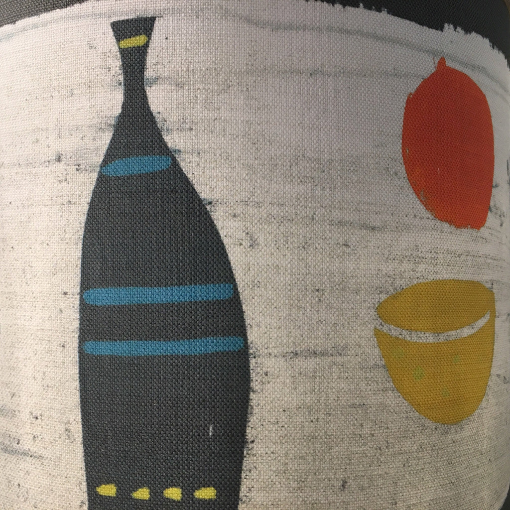 Grey Bottle Lampshade