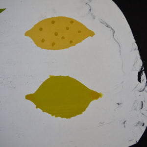 Lemon + Lime Screen Print