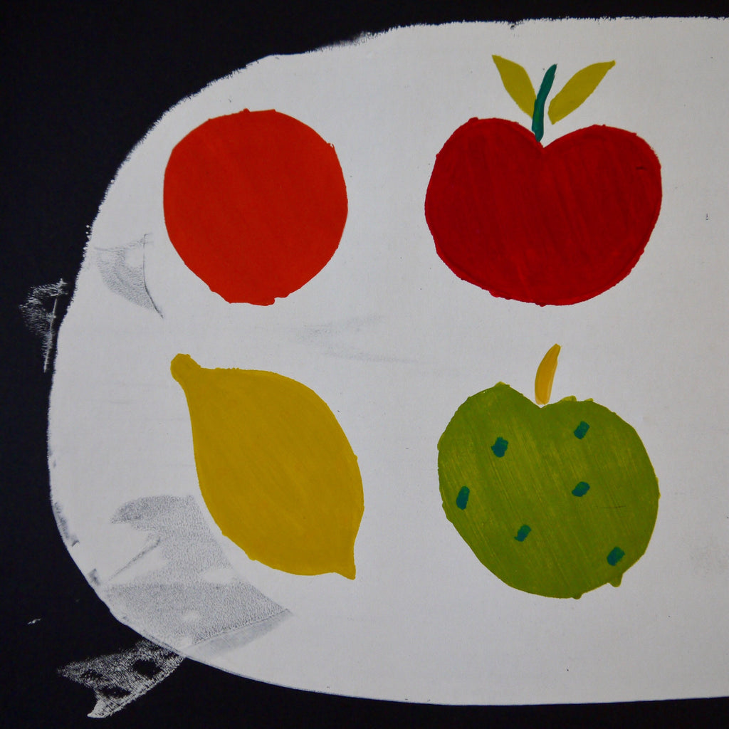 Fruit Salad Screen Print