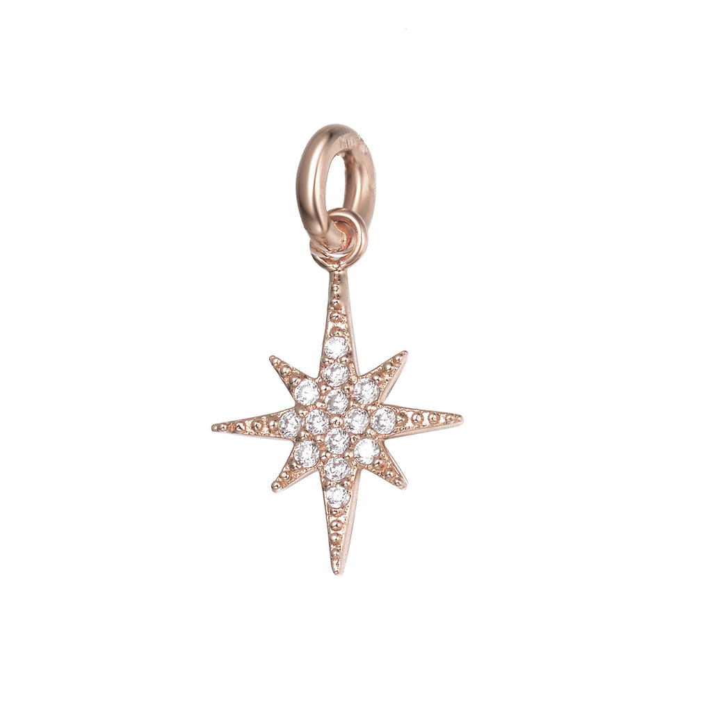Charm Falling Star Sparkle