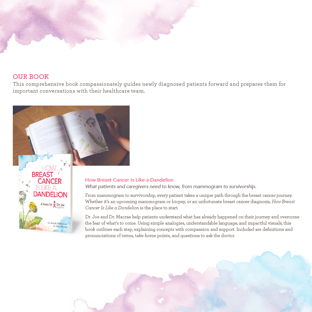 Breast Cancer Treatment Booklet Pack