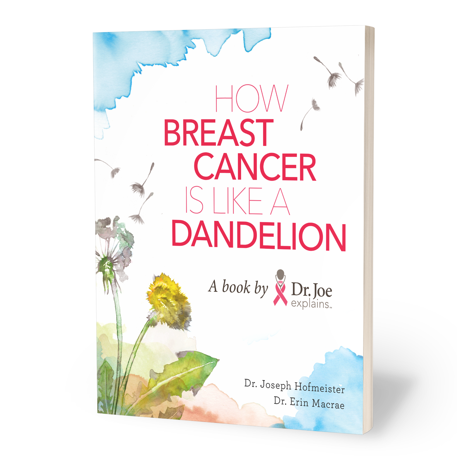 Support Komen Columbus with How Breast Cancer is Like a Dandelion
