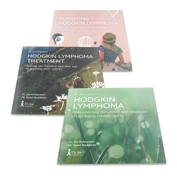 Hodgkin lymphoma book bundle
