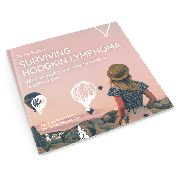 surviving Hodgkin lymphoma booklet