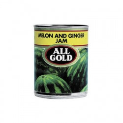 All Gold Jam - Melon & Ginger 450g