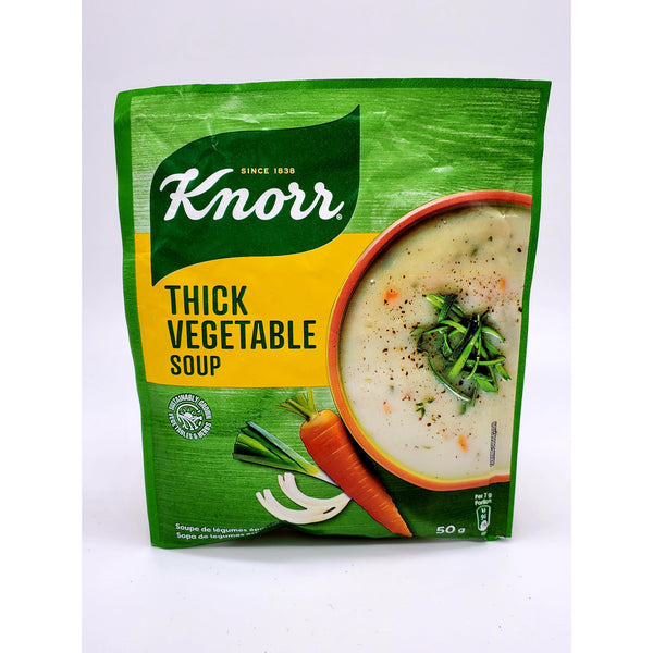 Knorr Thick Vegetable Soup 50g