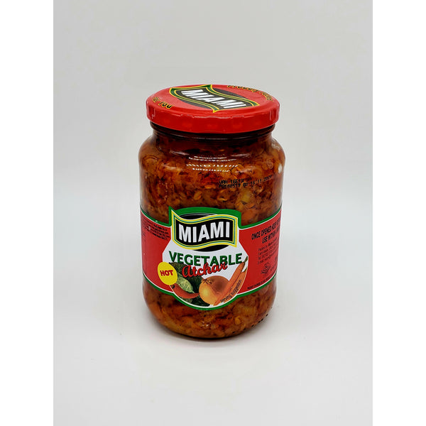 Miami Vegetable Atchar Hot 400g