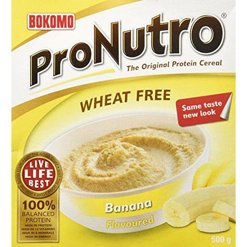 ProNutro Cereal - Banana 500g